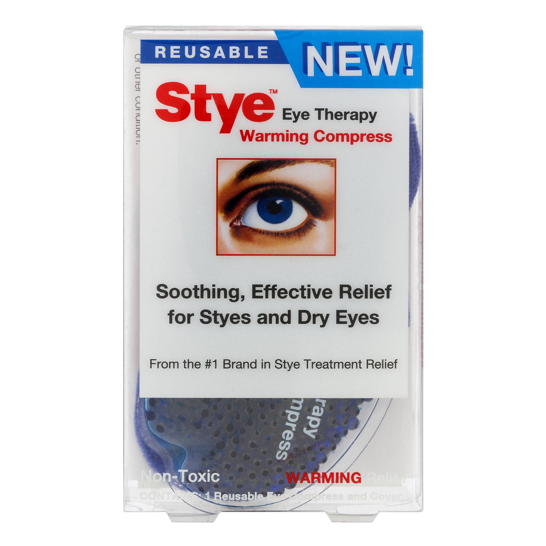 Stye Eye Therapy Warming Compress, 1.0 CT