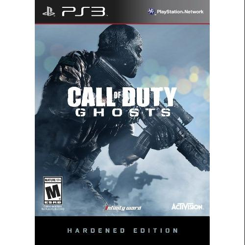 Activision Call Of Duty: Ghosts Hardened Edition - First Person Shooter - Blu-ray Disc - Playstation 3 (84838)