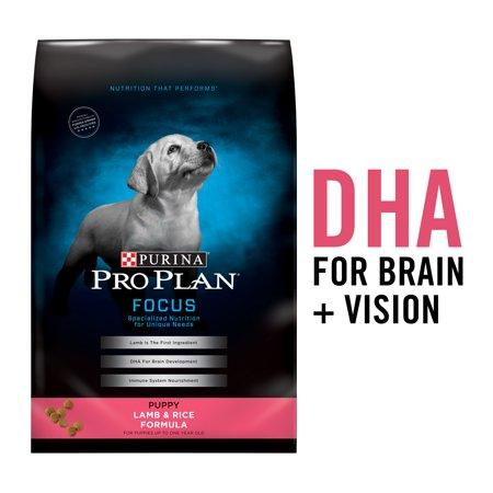 Purina Pro Plan Dry Puppy Food FOCUS Lamb & Rice Formula 6 lb. Bag