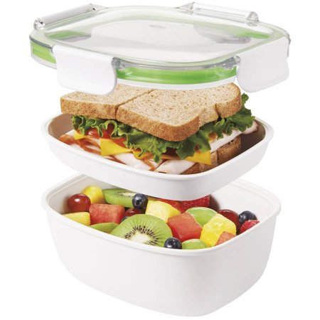 OXO Good Grips On-the-Go Lunch Container, Green