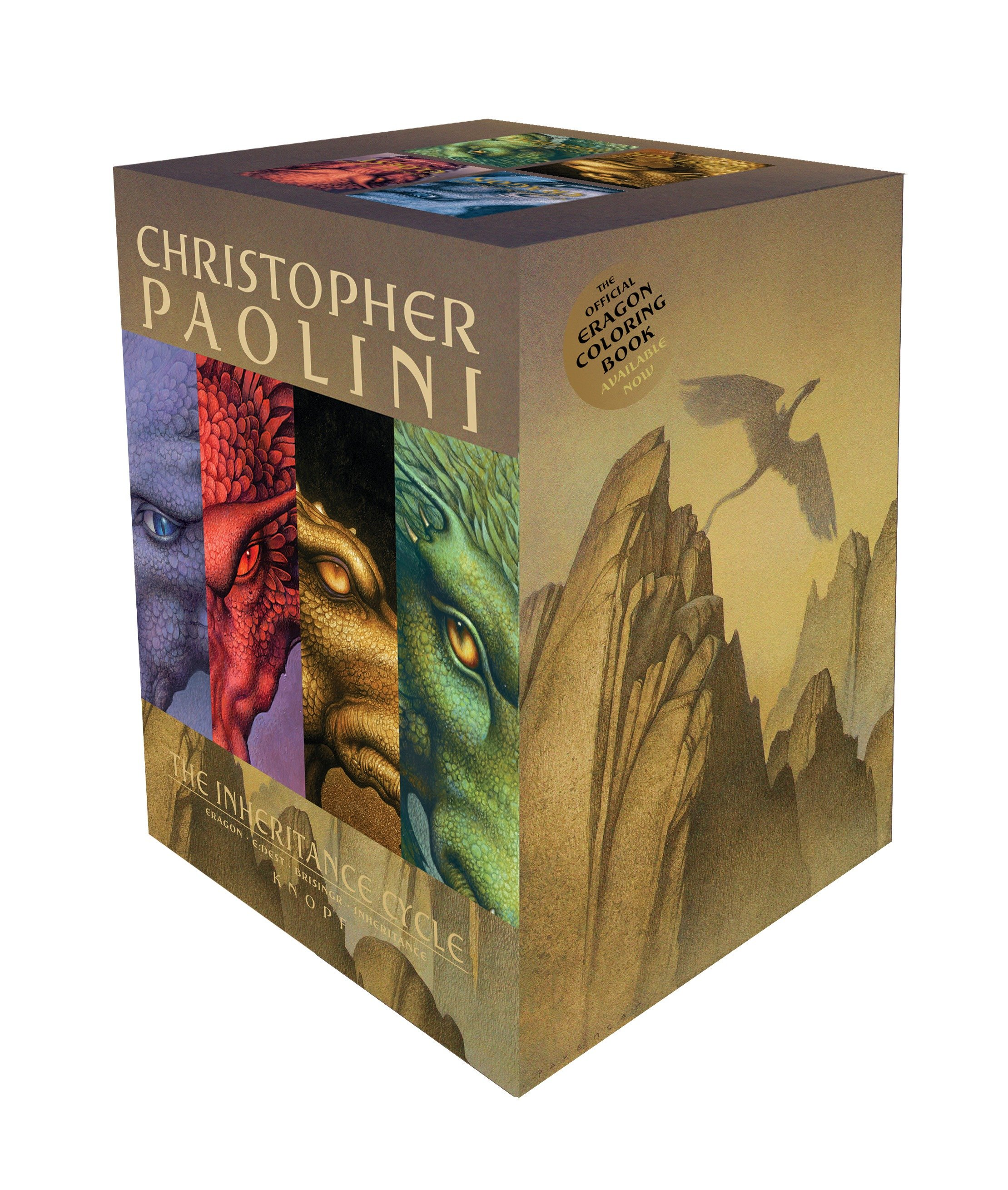 Christopher Paolini Inheritance Book 4