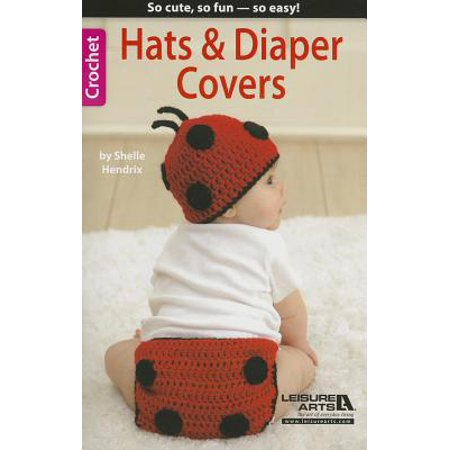 Hats & Diaper Covers (Crochet Newborn Bunny Hat And Diaper Cover)
