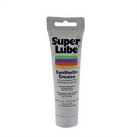 SUPER LUBE 3 OZ. TUBE Qty 1 (Best Thing To Use As Lube)