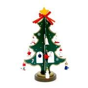 Hot Xmas Snow Tree 23cm/9inch Small Decoration Tree on Desk Christmas Trees