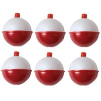 """Eagle Claw 2.5"""" Round Snap-On Floats"""