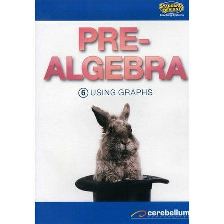 TS Pre-Algebra Module 6: Using Graphs (DVD)