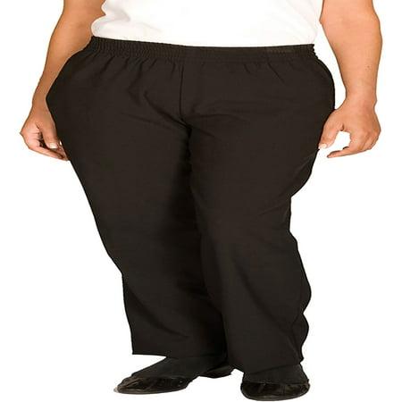 Edwards Garment Women's Elastic Waistband Comfort Pant, Style