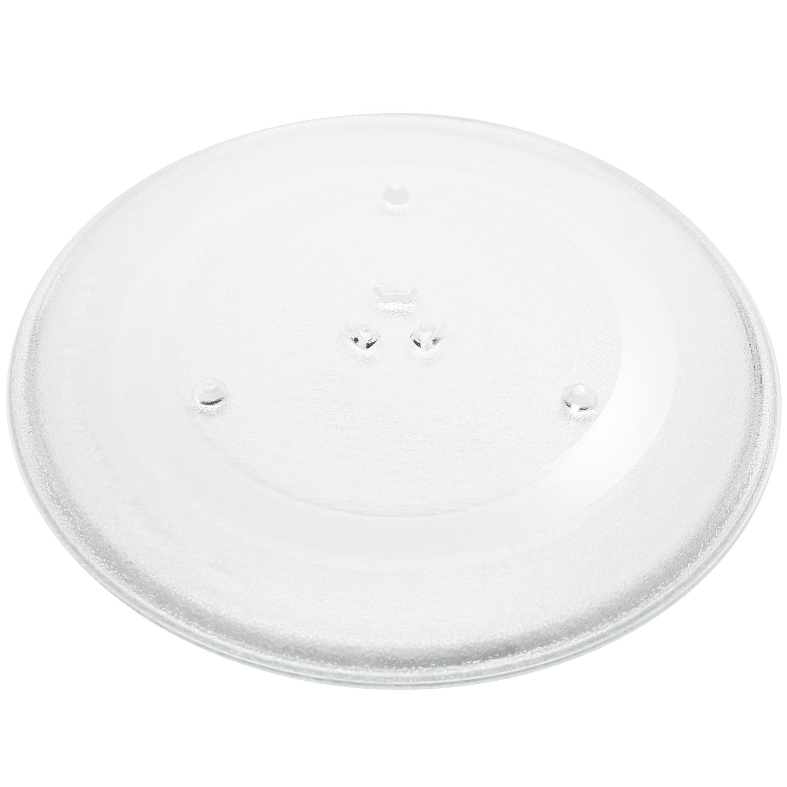 "Replacement Samsung MR6698WB Microwave Glass Plate - Compatible Samsung DE74-20002 Microwave Glass Turntable Tray - 14 1/8"" (359 mm) - image 3 of 4"