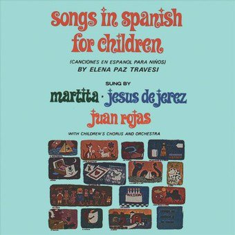 Songs In Spanish For Children (CD)](Disney Halloween Songs For Children)