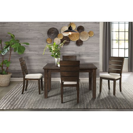 Picket House Furnishings Murphy 5pc Dining Set Table Four Chairs