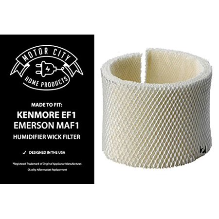 Kenmore EF1 and Emerson Compatible Dehumidifier Wick Filter Motor City Home Products Brand Replacement (1)