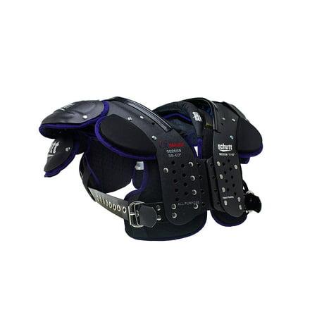 Schutt O2 Maxx All Purpose Shoulder Pad All Sizes