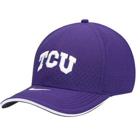 TCU Horned Frogs Nike Sideline Classic 99 Performance Flex Hat - Purple