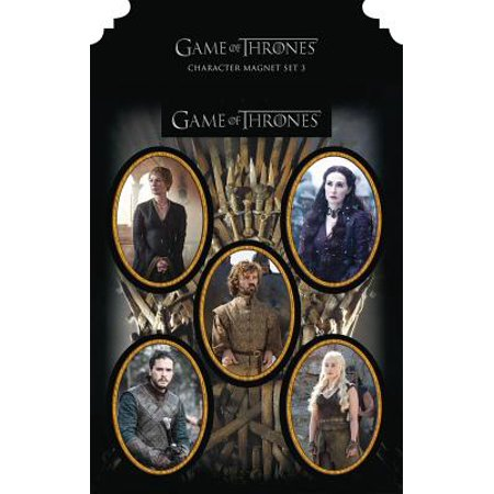Game of Thrones Character Magnet Set 3](Game Characters)
