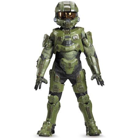 Halo Master Chief Ultra Prestige Costume for Kids