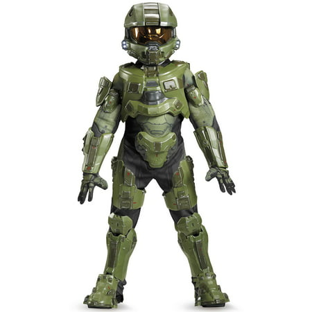 Halo Master Chief Ultra Prestige Costume for Kids](Master Cheif Helmet)