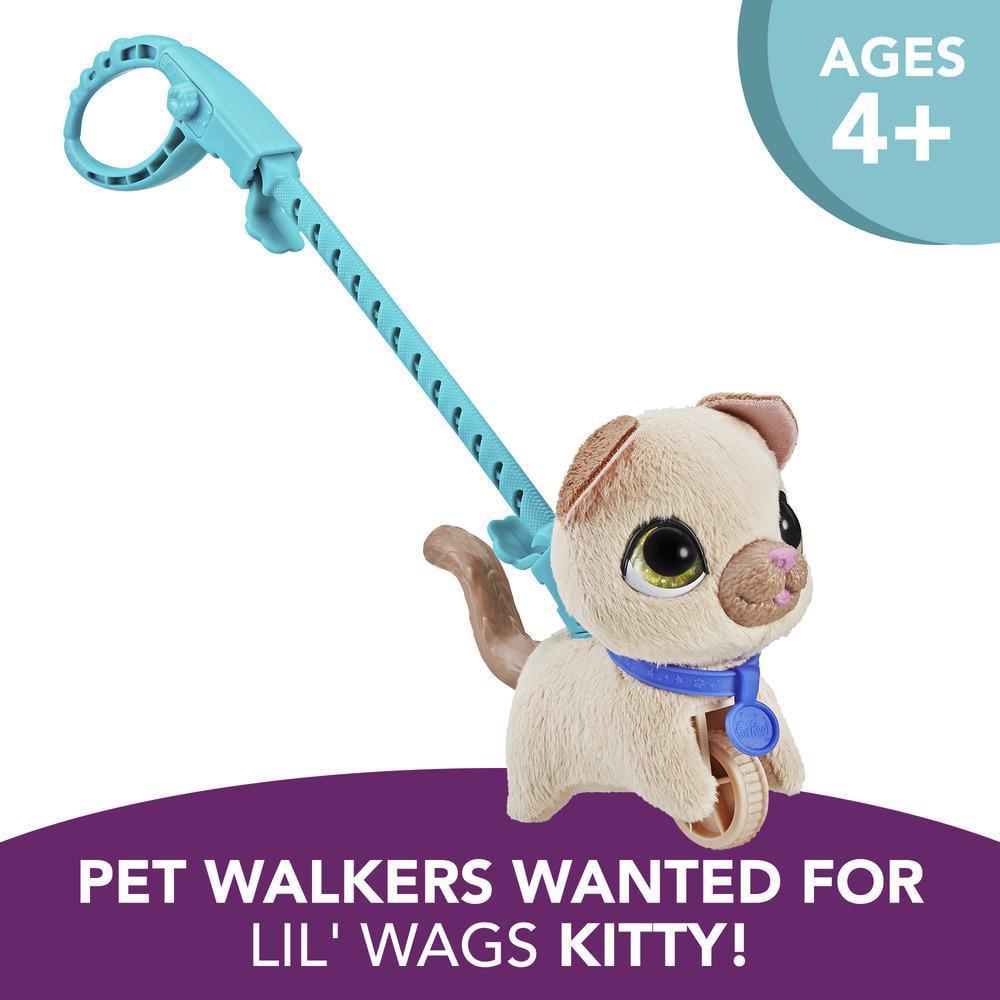furReal Walkalots Lil' Wags, Kitty