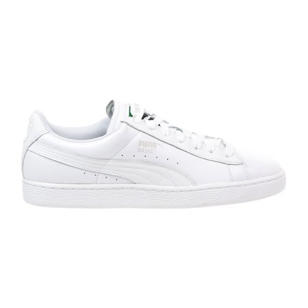 0de6b33e41608 Puma - Puma Basket White x Trapstar Men s White Glacier Gray361644-01 -  Walmart.com