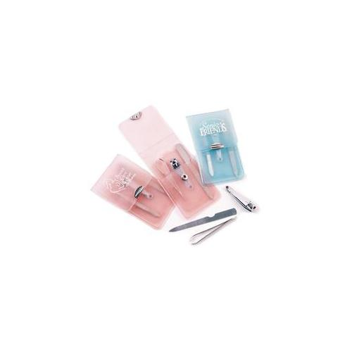 Waldor 503Assorted Satin Nail Care Set - Pack of 50