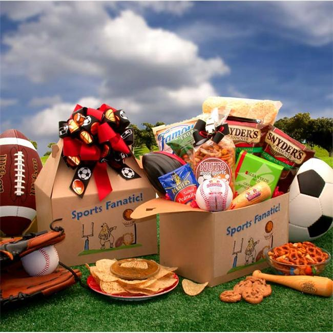 The Sports Fanatic Care Package- 819182