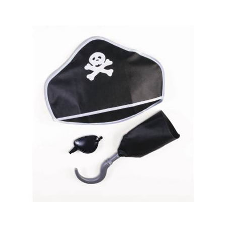 Pirate Playset Costume Kit