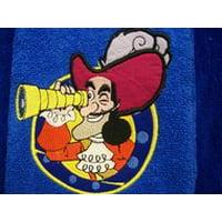 "Disney Jake ""Discovery"" Hand Towel"