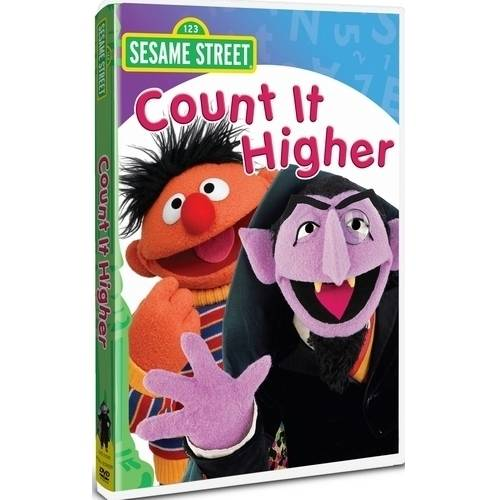 Sesame Street: Count It Higher (Full Frame)