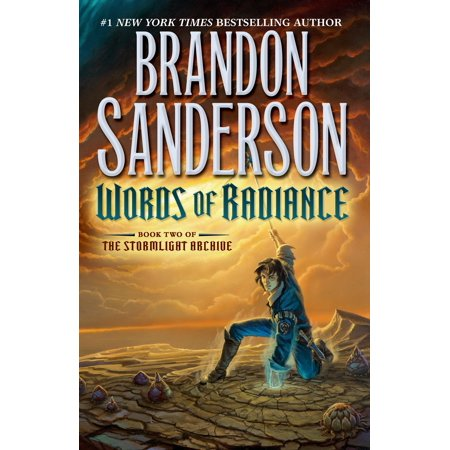 Words of Radiance : Book Two of the Stormlight -