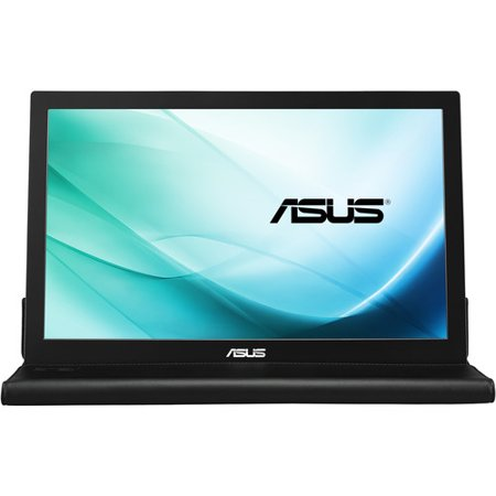Asus 15 point 6 inch Portable USB Powered Monitor Asus MB169B+ 15.6