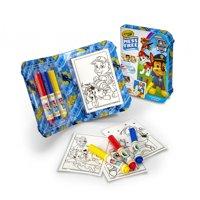 Crayola Color Wonder Paw Patrol Mess Free Coloring Kit, 18 Pieces