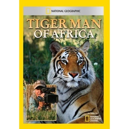 National Geographic: Tiger Man of Africa (DVD)
