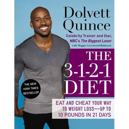 The 3-1-2-1 Diet : Eat and Cheat Your Way to Weight Loss--up to 10 Pounds in 21