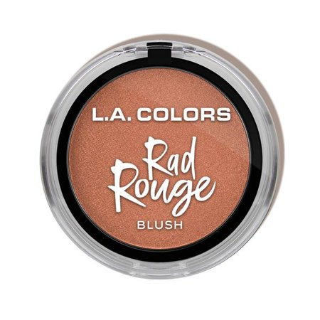 L.A. COLORS Rad Rouge Blush - Preppy
