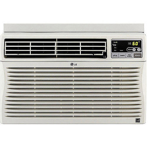 8 000 BTU Window-Mounted Air Conditioner with Remote Control (115 volts) - OPEN