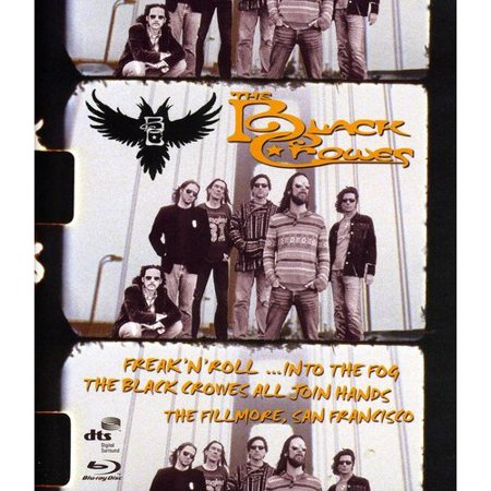 The Black Crowes: Freak 'N' Roll. Into The Fog (Blu-ray) (Widescreen)
