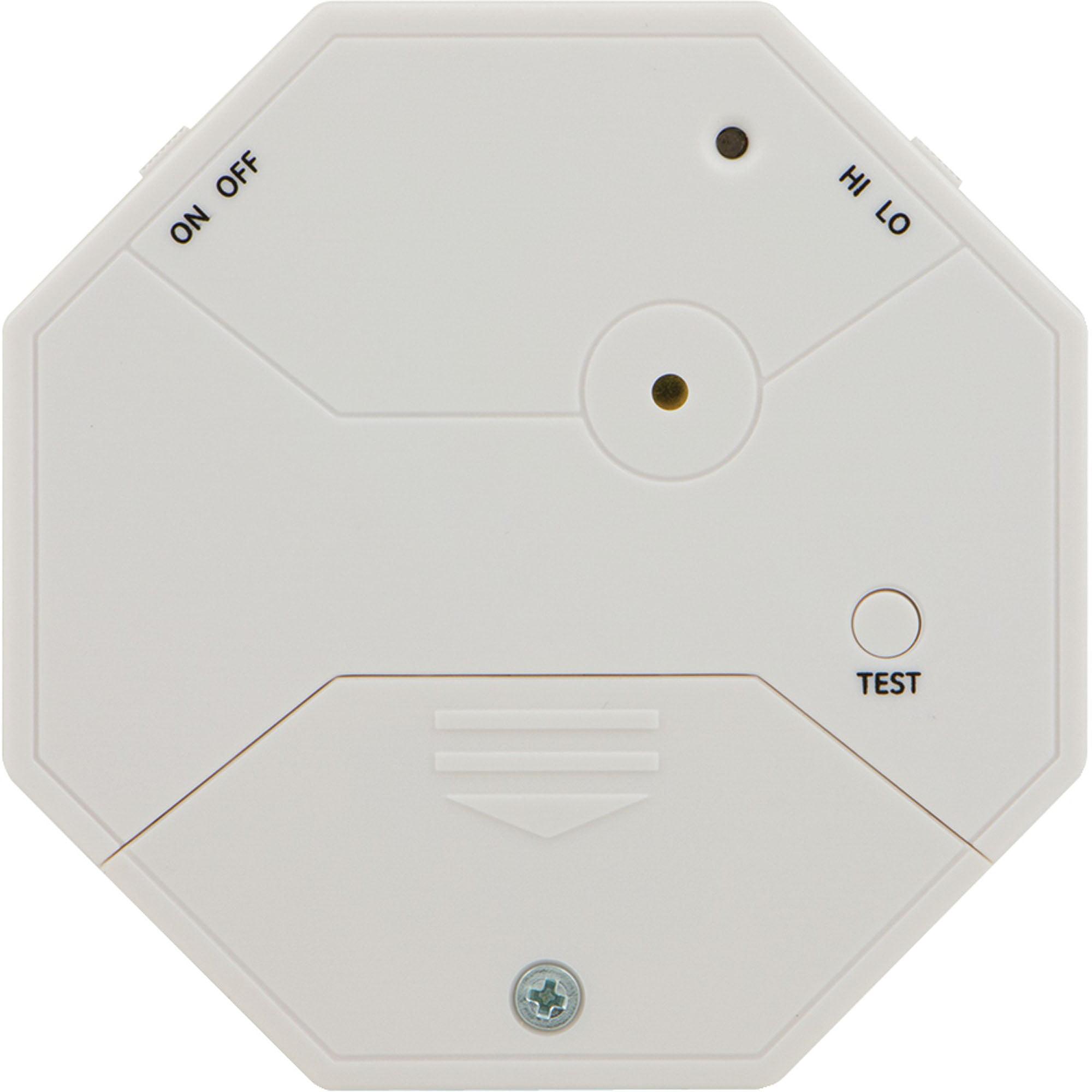 GE Glass Vibration Alarm