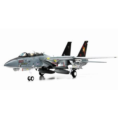 1:72 Grumman F-14A Tomcat Diecast Model (VF-114 Aardvarks, USS Kitty Hawk, (Uss Kitty Hawk Cv 63 Model Kit)