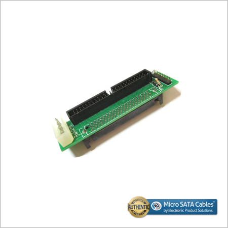 SCSI 50 Pin to 80 Pin Adapter