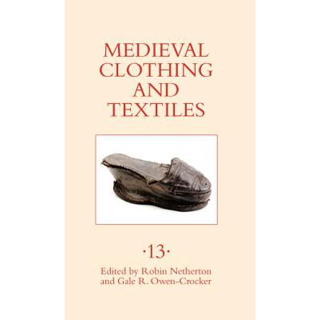 Medieval Clothing and Textiles 13 (Medevil Clothes)