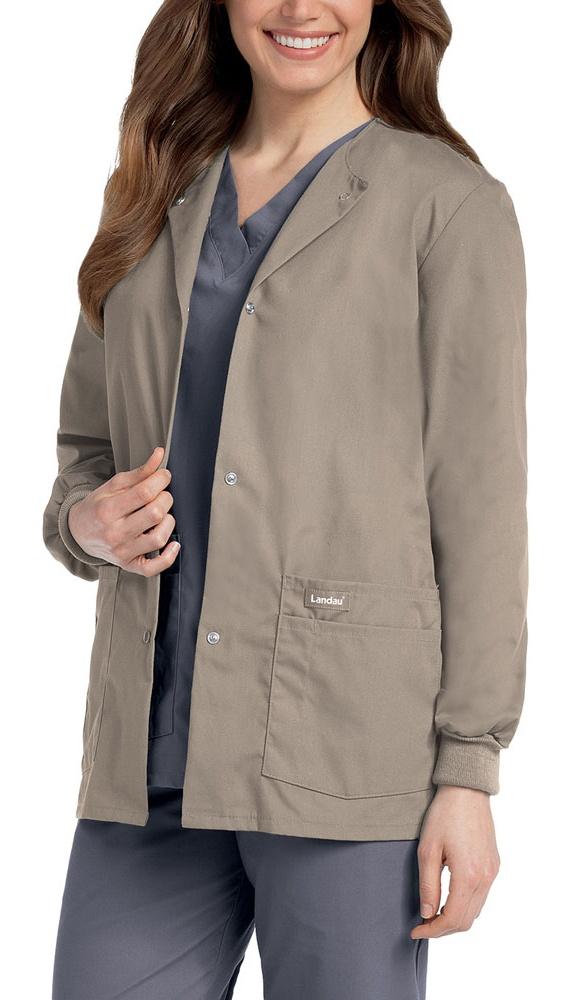 Landau - Landau Landau Women's Warm-Up Jacket Scrub Jacket ...