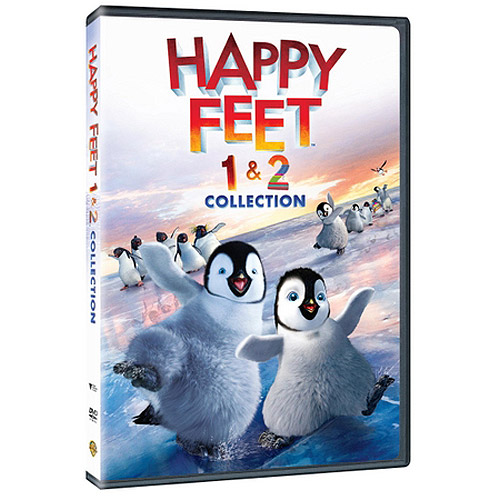 HAPPY FEET/HAPPY FEET 2 (DVD/DBFE/2 DISC)
