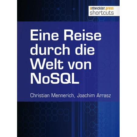 Eine Reise durch die Welt von NoSQL - eBook