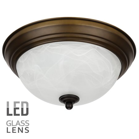 Leonlite 15w Led Ceiling Lights Led Flush Mount Ceiling Light 11 Inch Dimmable Led Ceiling