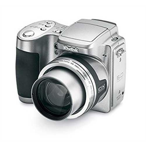Refurbished Kodak Easyshare Z740 5 MP Digital Camera with 10xOptical Zoom by Kodak