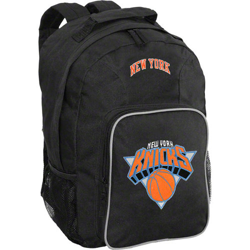 NBA - New York Knicks Black Youth Southpaw Backpack