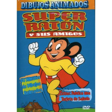 Super Raton Y Sus Amigos Dibujos Animados Spanish Full Frame