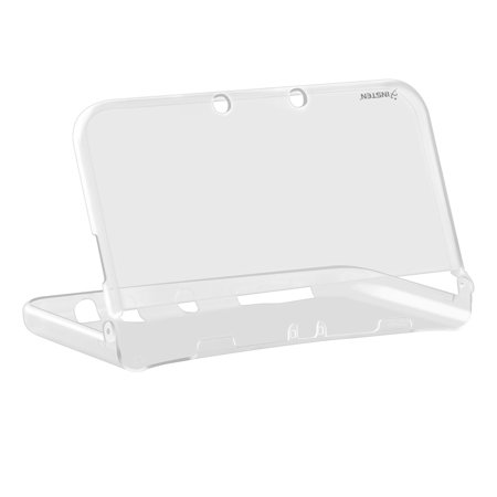 Insten Ultra Clear Crystal Transparent Soft TPU Slim Fit Protective Case Cover Skin For Nintendo New 3DS XL / New 3DS LL