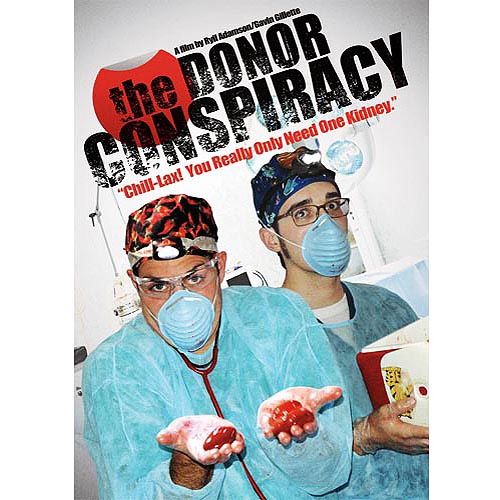The Donor Conspiracy [DVD]