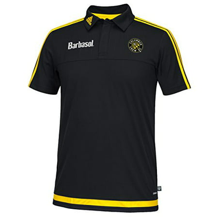 Adidas Columbus Crew Game Jersey Soccer Polo - Size: Large ()