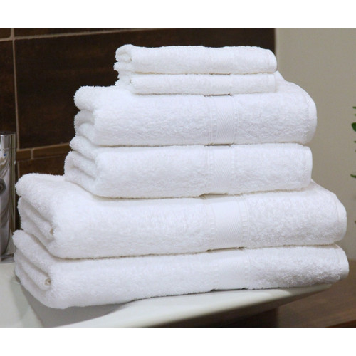Linum Home Textiles Luxury Hotel & Spa 6 Piece Towel Set